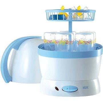 NUK Parní sterilizátor VAPO 2v1 (4008600028963)