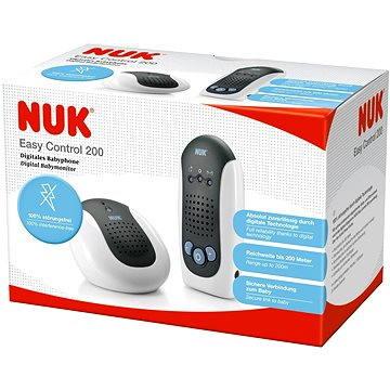 NUK Chůvička Easy Control 200 (4008600195962)