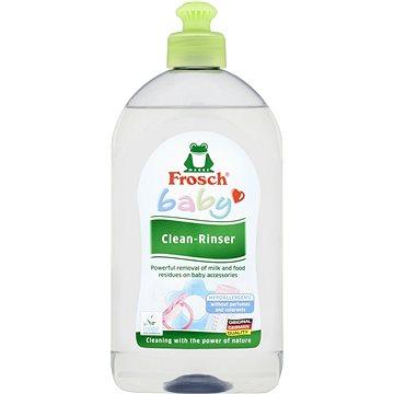 FROSCH Baby Hypoalergenní mycí prostředek na kojenecké lahve a dudlíky 500 ml (4009175941817)