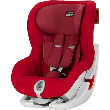 Britax Römer King II 2017, Flame Red (BR16015S_FLAME RED)