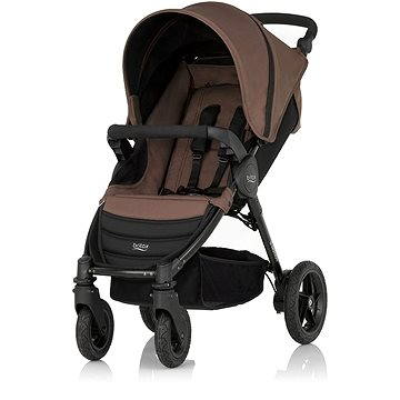 Britax Römer B-Motion 4 2017, Wood Brown (BRX16750_WOOD BROWN)