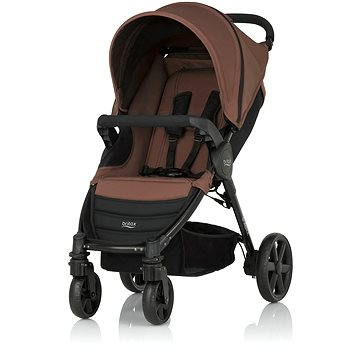 Britax Römer B-AGILE 4 2017, Wood Brown (BRX16801_WOOD BROWN)