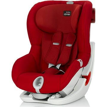 Römer KING II LS 2017, Flame Red (BR16150S_FLAME RED)