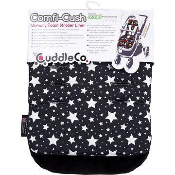 Cuddle Co. Podložka do kočárku Stars (5060295841783)