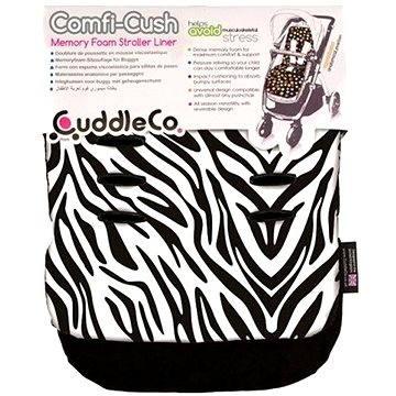 Cuddle Co. Podložka do kočárku Zebra (5060295841066)