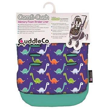 Cuddle Co. Podložka do kočárku Dinosaurs (5060295842704)