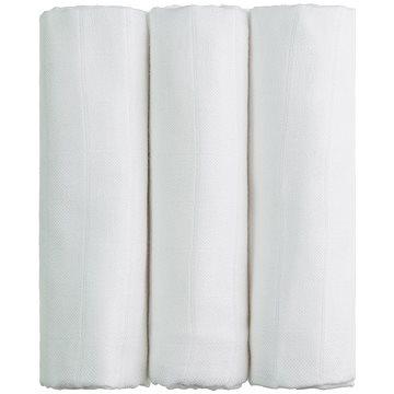 T-tomi Pleny bambusové 3 ks - bílé (8594166540361)