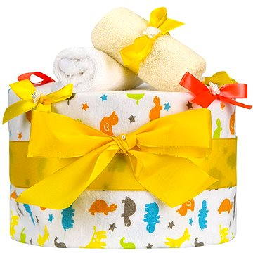 T-tomi Plenkový dort velký - žirafa (8594166541177)