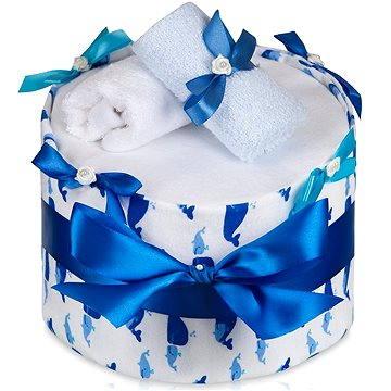 T-tomi Plenkový dort velký - velryba (8594166541146)