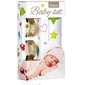 T-tomi Baby Set - limitovaná zlatá edice (TT)