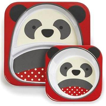 Skip hop Zoo Jídelní set - Panda (879674014510)