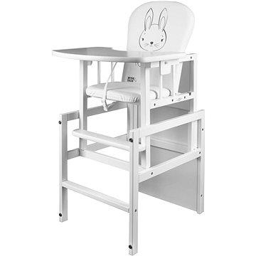 New Baby Borovicová židlička Králíček (8596164040423)