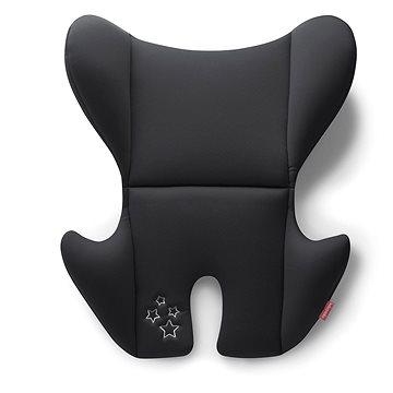 BABYAUTO Polstrování do autosedačky - podložka (bez hlavy), černé (8436015313248)