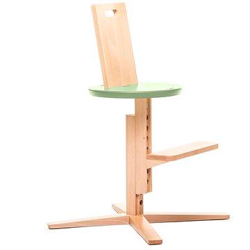 FROC jídelní židle Olivově zelená (3830057530079)