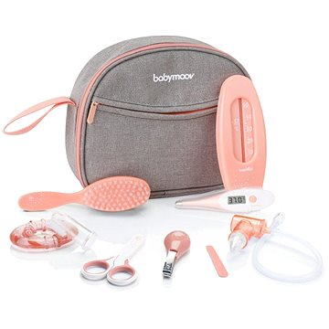 BABYMOOV Hygienický set Peach (3661276154322)