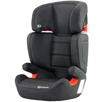 Kinderkraft Junior Fix Isofix Black 15–36 kg 2019 (5902533910694)