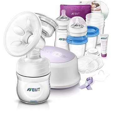 Philips AVENT Natural + sada pro kojení (8710103832317)