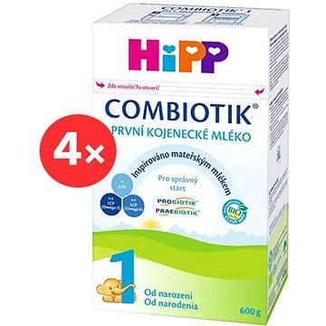 HiPP 1 BIO Combiotik - 4× 600 g (9062300428169)