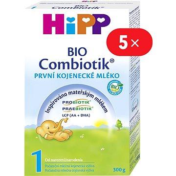 HiPP 1 BIO Combiotik - 5× 300 g (9062300428152)