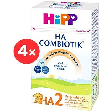 HiPP HA 2 Combiotik - 4× 500 g (4062300287952)