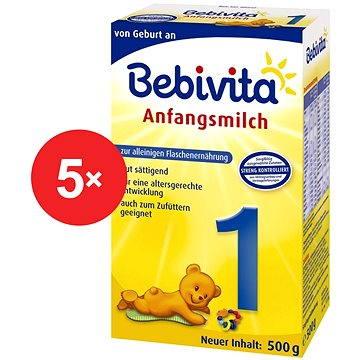 Bebivita 1 - 5× 500 g (4018852020820)