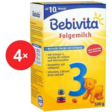 Bebivita 3 - 4× 500 g (4018852002321)