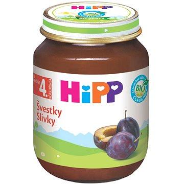 HiPP BIO Švestky - 6× 125 g (9062300401346)