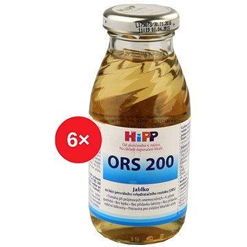 HiPP ORS 200 Jablko - 6× 200 ml (9062300414551)