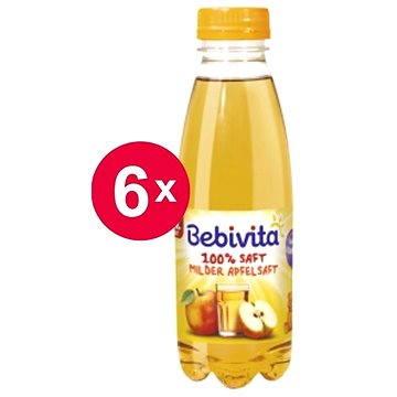 Bebivita Jablečná štáva - 6× 500 ml (4018852010272)