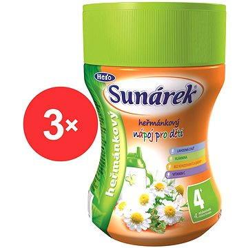 Sunárek instantní nápoj heřmánek - 3× 200 g (43780600)