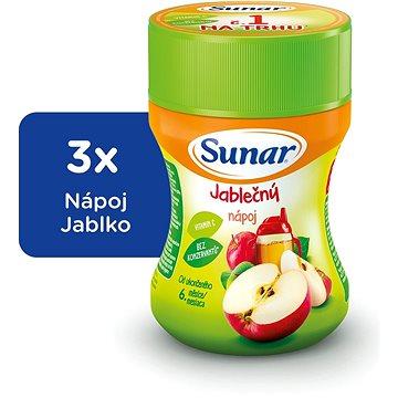 Sunárek instantní nápoj jablko - 3× 200 g (43750600)