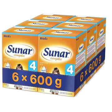 Sunar Complex 4 - 6× 600 g (41043600)