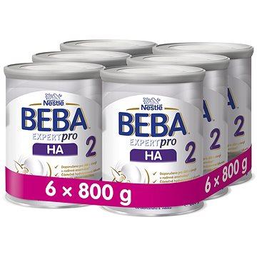 Nestlé BEBA H.A.2 - 6× 800 g (12249347)