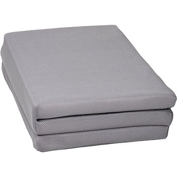 Candide cestovní matrace Air+ 60 × 120 cm šedá (3275055646009)