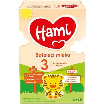 Hami 12 Batolecí mléko 600 g (5900852930980)