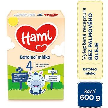 Hami 24 Batolecí mléko 600 g (5900852930997)