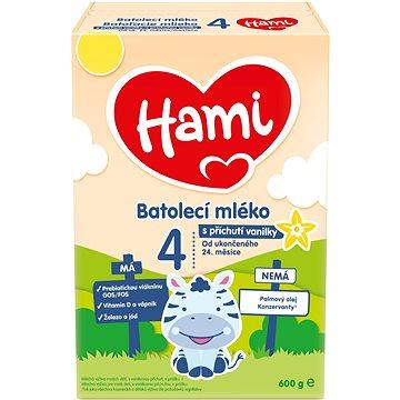 Hami 24 Vanilka batolecí mléko 600 g (5900852931048)
