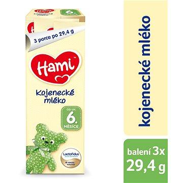 Hami 6 Kojenecké mléko 3 × 29,4 g (8590340160103)