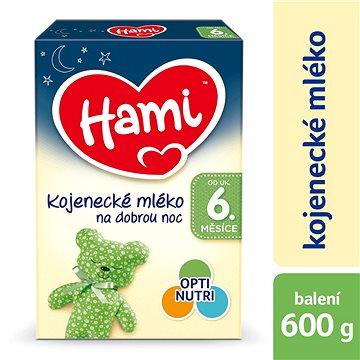 Hami 6 Na dobrou noc kojenecké mléko 600 g (5900852931017)
