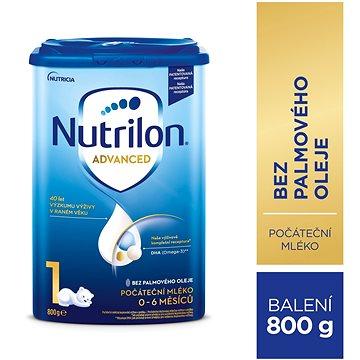 Nutrilon 1 Pronutra počáteční mléko 800 g (8590340104060)