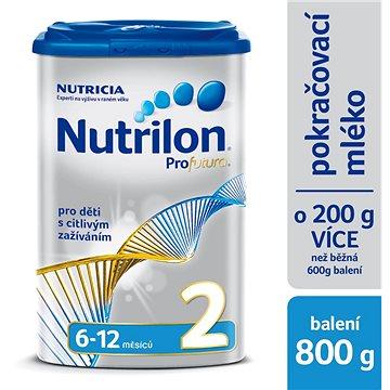 Nutrilon 2 Profutura pokračovací mléko 800 g (8590340142857)