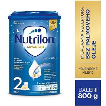Nutrilon 2 Pronutra Good Night pokračovací mléko 800 g (8590340145346)