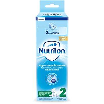 Nutrilon 2 Pronutra pokračovací mléko 5 × 30 g, 6+ zkušební a cestovní balení (8590340159169)