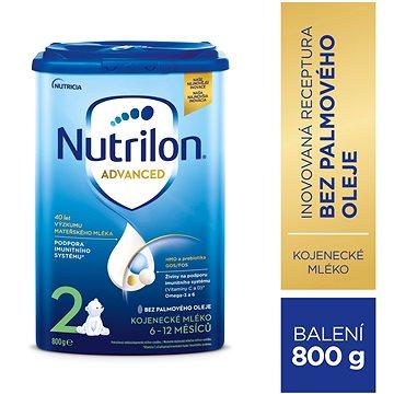 Nutrilon 2 Pronutra pokračovací mléko 800 g (8590340104077)