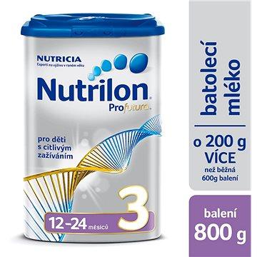 Nutrilon 3 Profutura batolecí mléko 800 g (8590340142864)