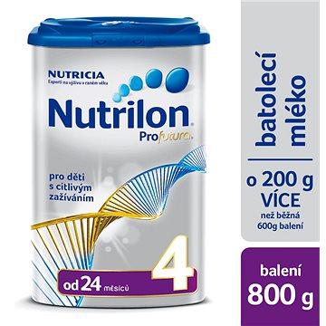 Nutrilon 4 Profutura batolecí mléko 800 g (8590340142871)