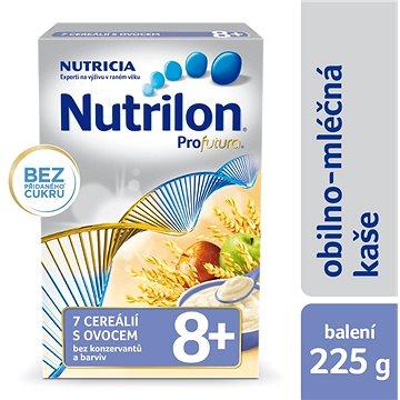 Nutrilon Profutura mléčná kaše 7 cerealií s ovocem 225 g (8590340146282)