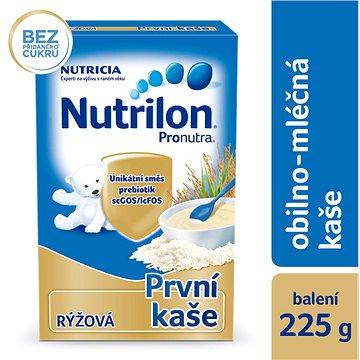 Nutrilon Pronutra první mléčná kaše rýžová 225 g (8590340146763)