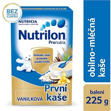 Nutrilon Pronutra první mléčná kaše vanilková 225 g (8590340146749)