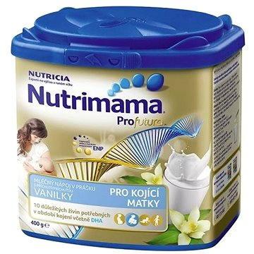 Nutrimama Mléčný nápoj v prášku 400 g (8590340150579)